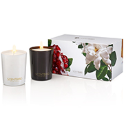 black&white magic luxury candle set