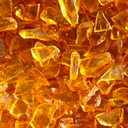 Crystalized Amber