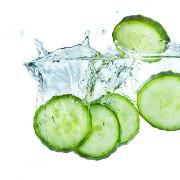 Dewy Cucumber