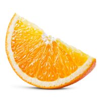 Frosted Orange