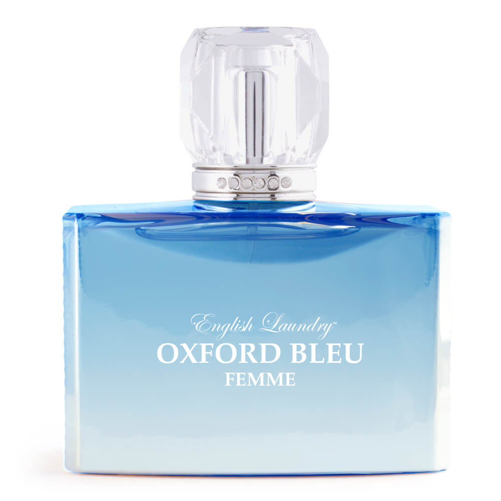 English Laundry Oxford Bleu Pour Femme