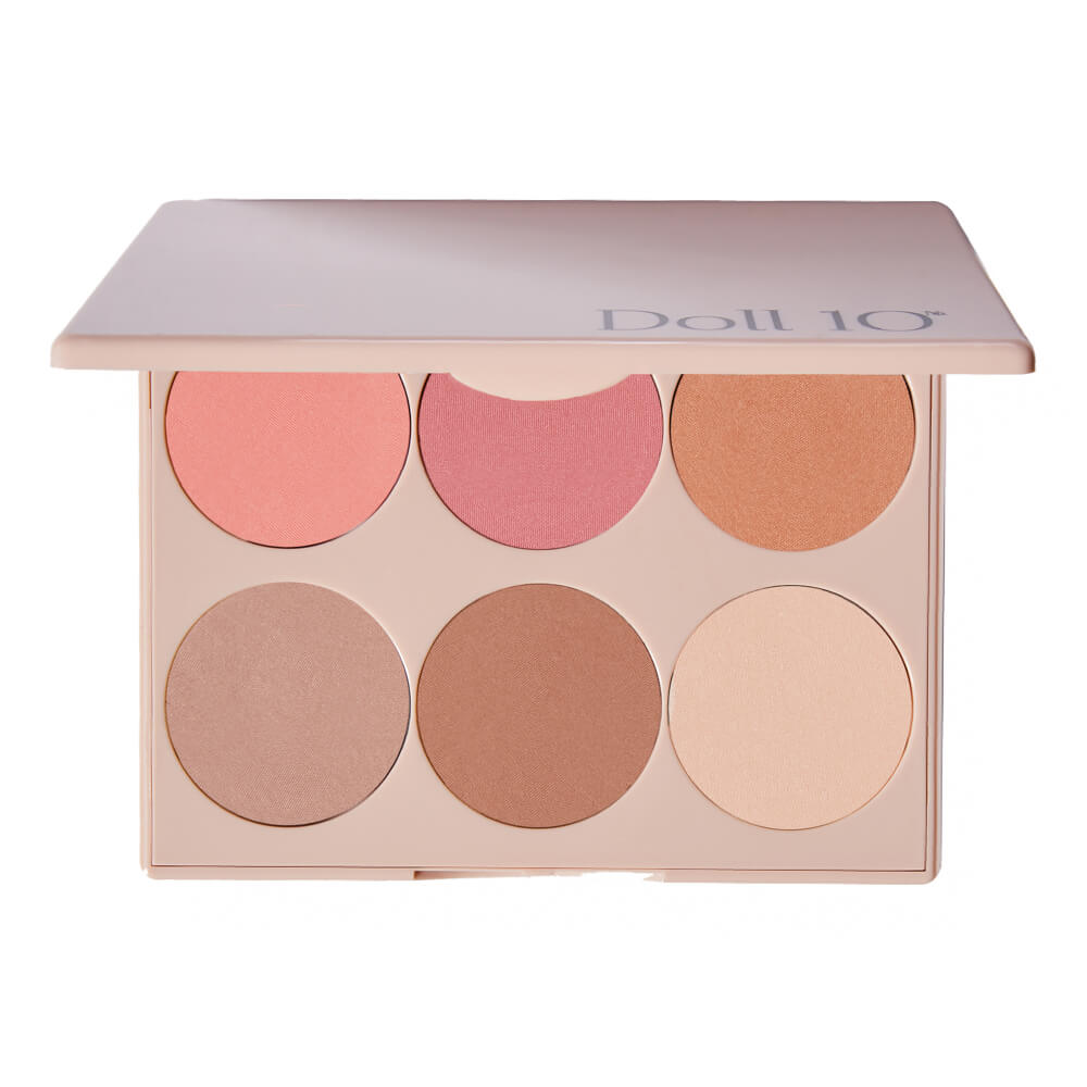 Cheek to Chic Palette