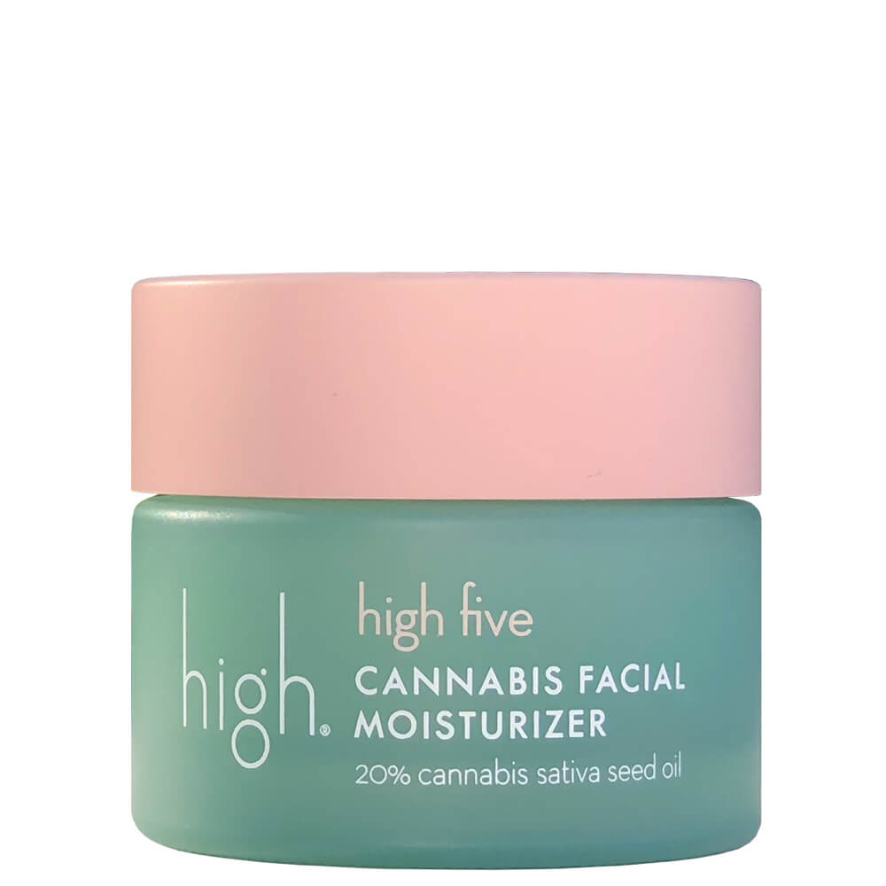 high five Cannabis Facial Moisturizer