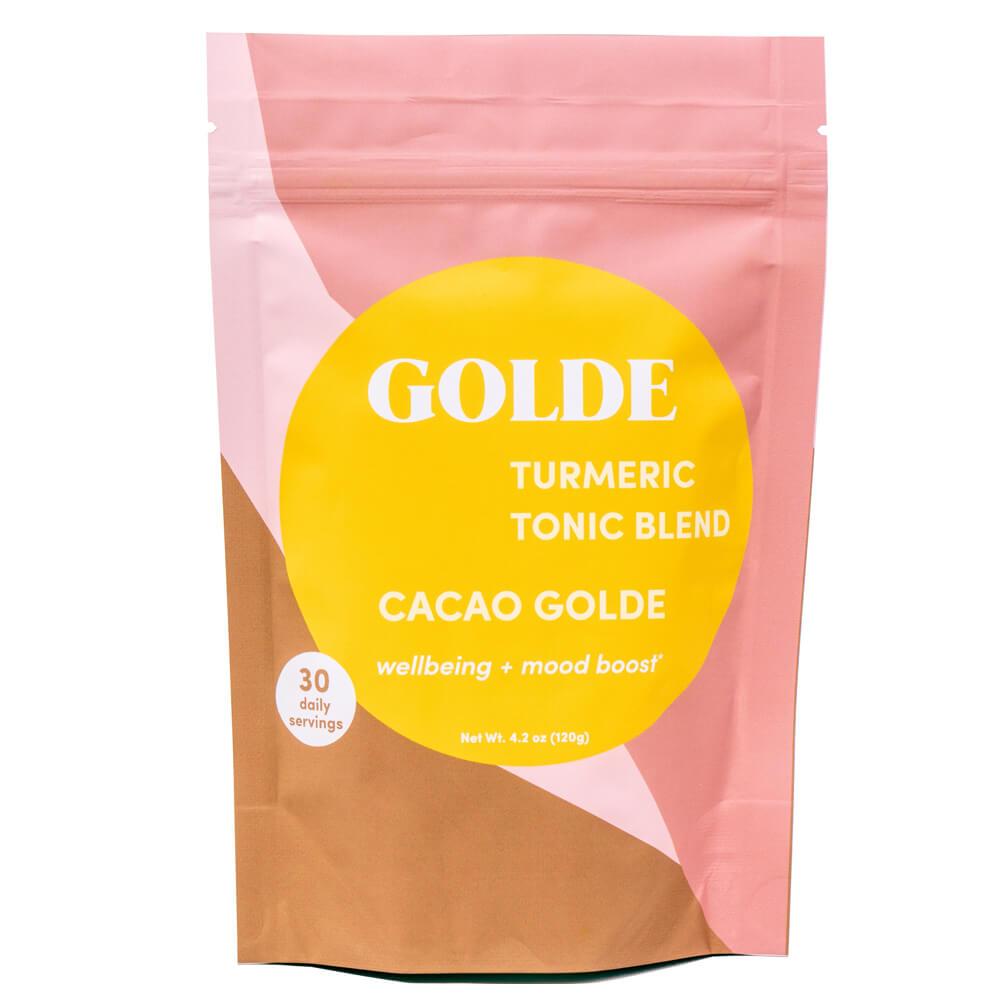 Cacao Golde Turmeric Tonic