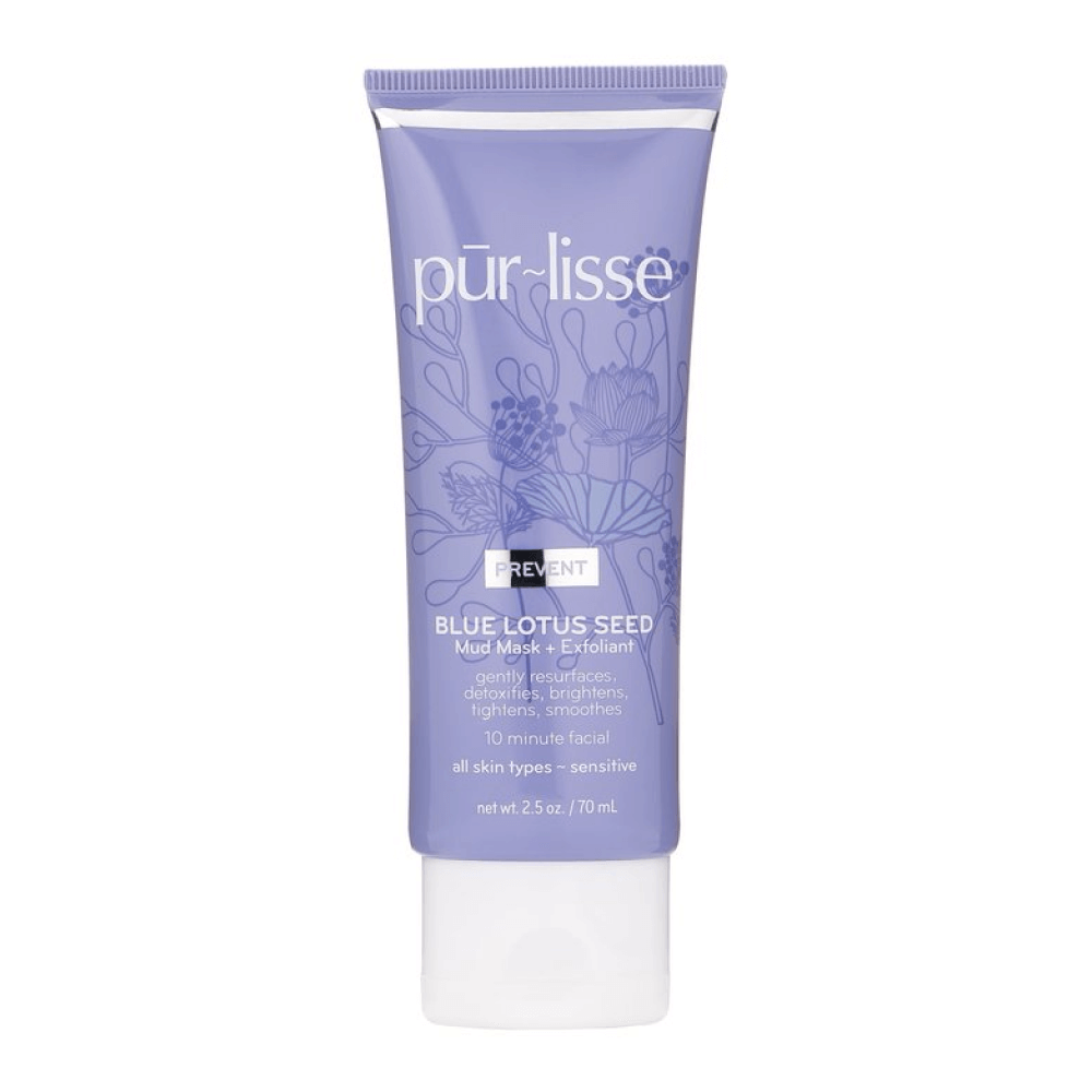 Blue Lotus Seed Mud Mask