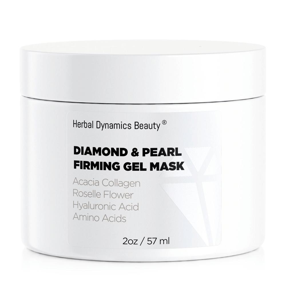 Diamond & Pearl Firming Gel Mask