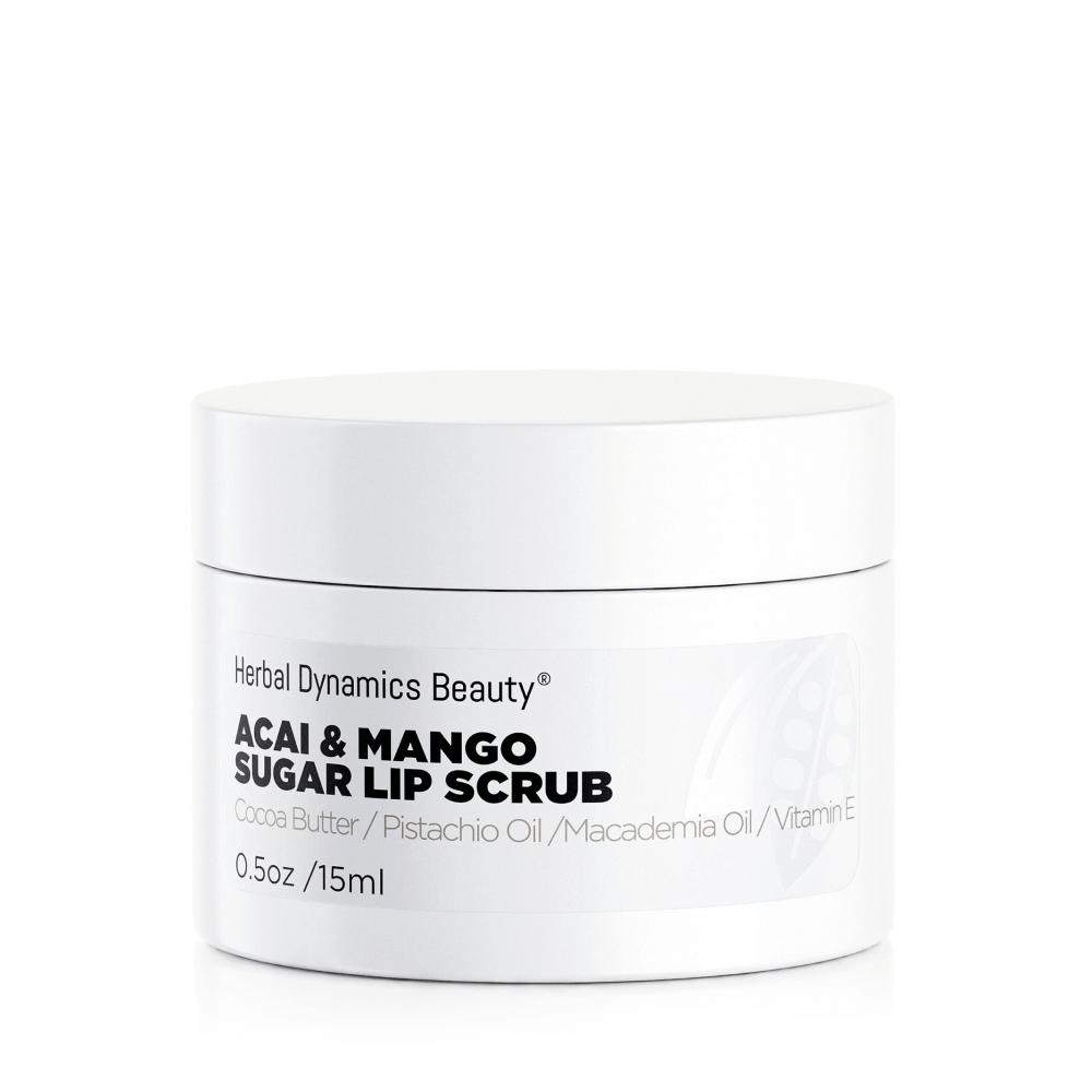 Acai & Mango Sugar Lip Scrub