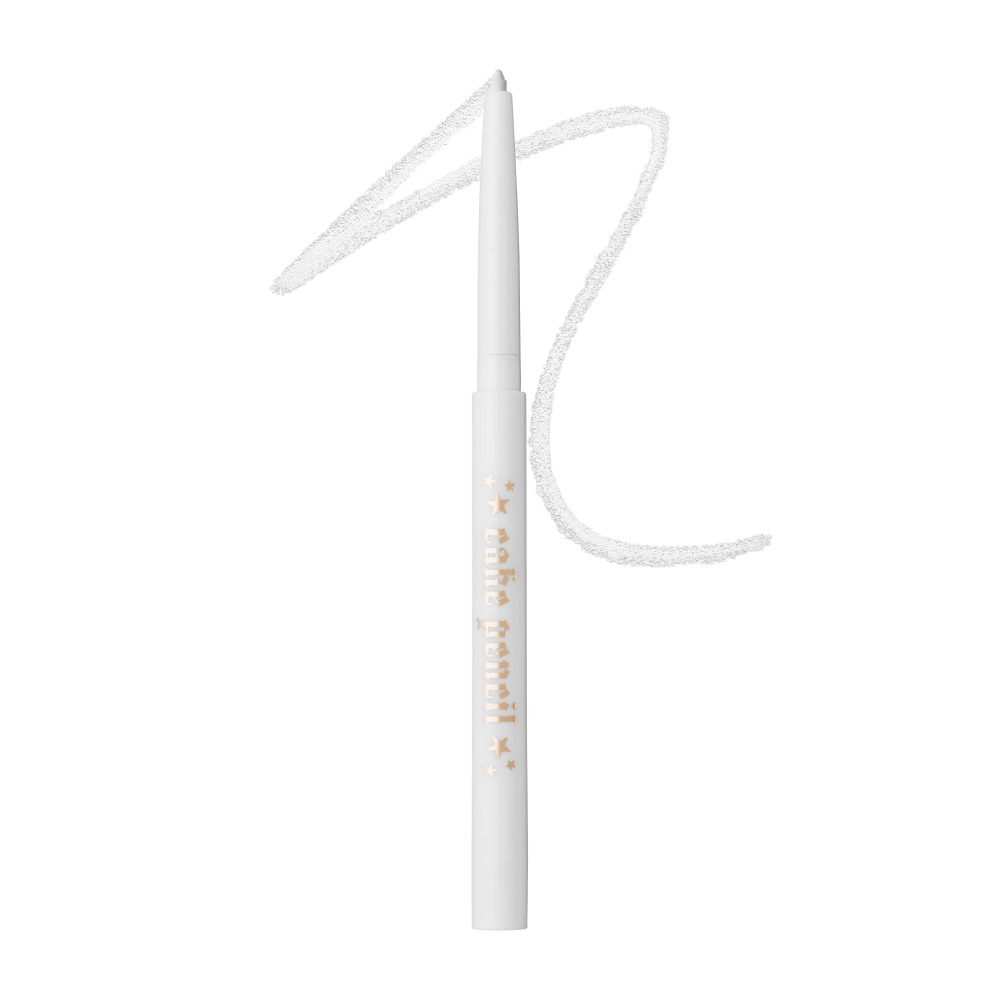Cake Pencil Liner in White Out