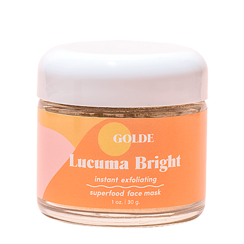 Lucuma Bright Instant Exfoliating Face Mask