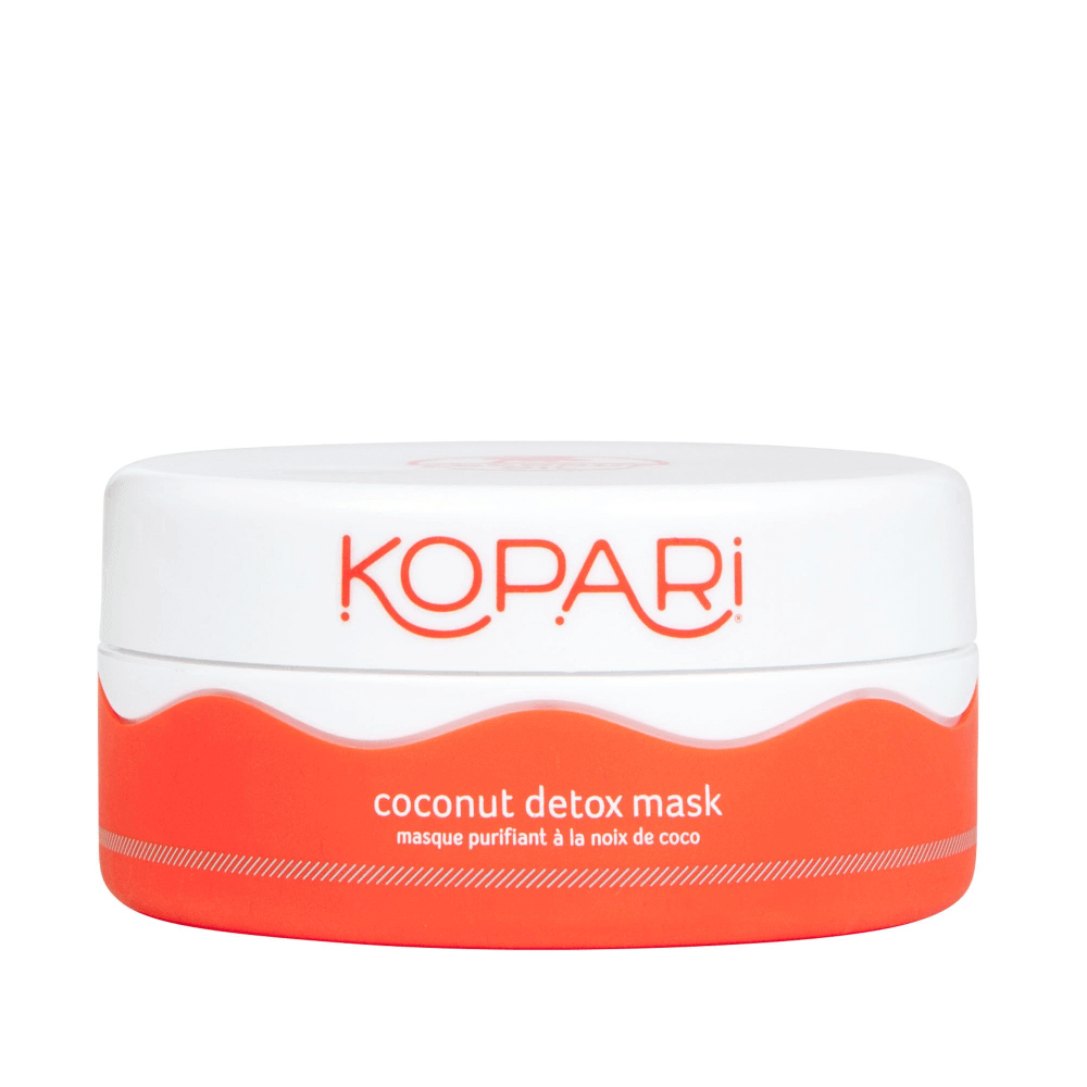 Coconut Detox Mask