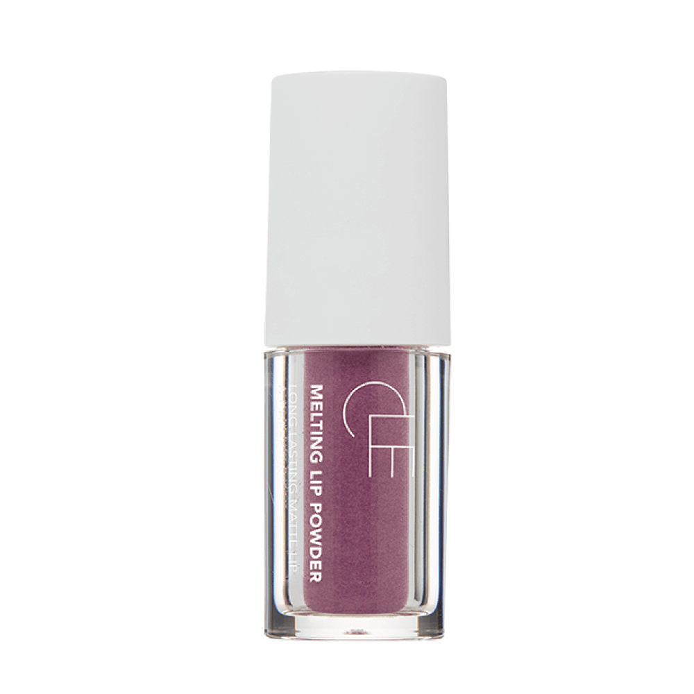 Lip Powder in Plum Medium