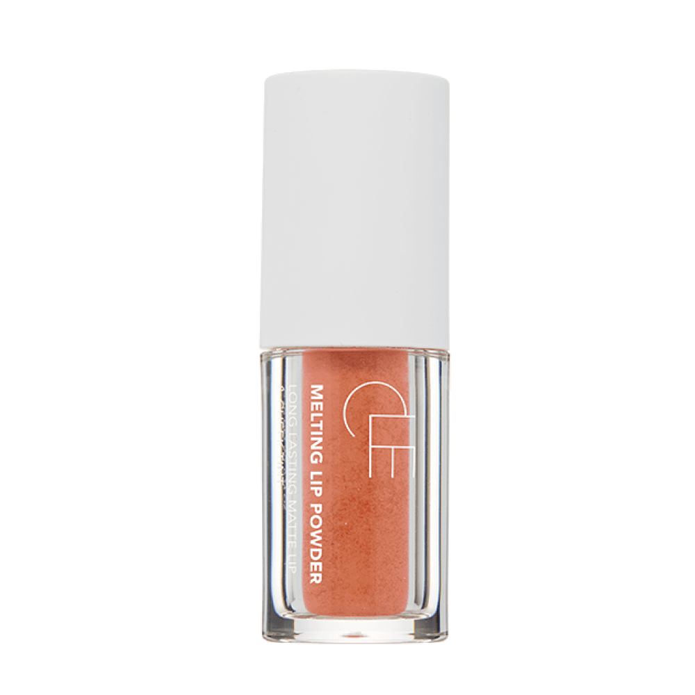 Lip Powder in Blushing Peach