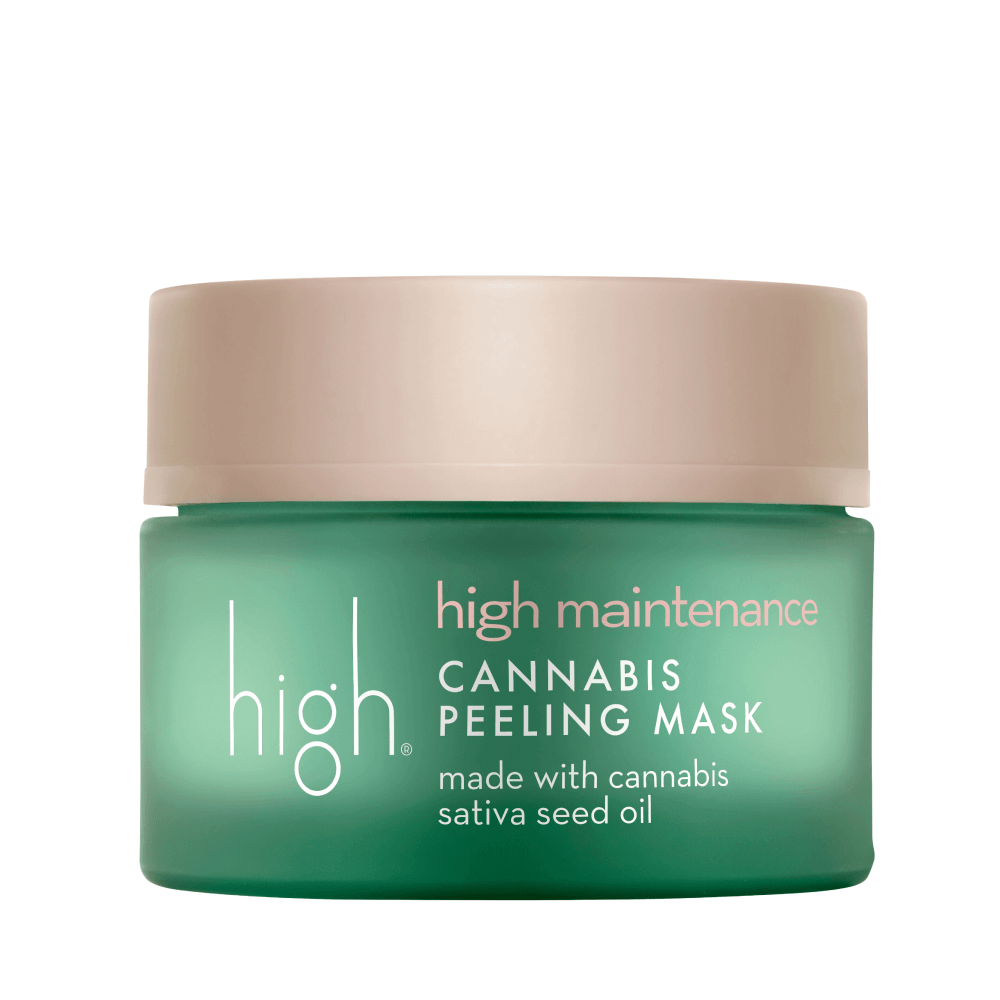 High Maintenance Cannabis Peeling Mask