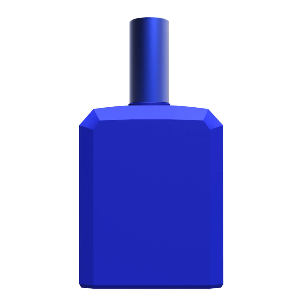 This Is Not A Blue Bottle
