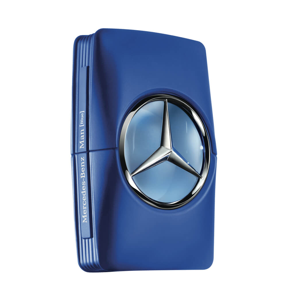 Man blue by mercedes benz scentbird for Mercedes benz car perfume