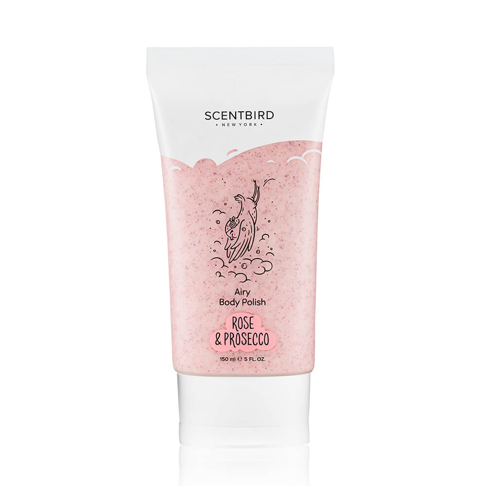 "Rose & Prosecco ""Airy Body Polish"" 150ml"