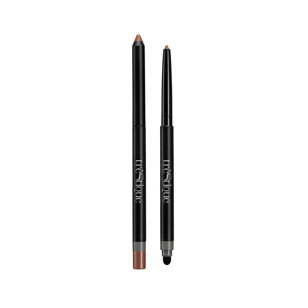 Line, Sharpen & Smudge Eye Pencil in Roman Bronze