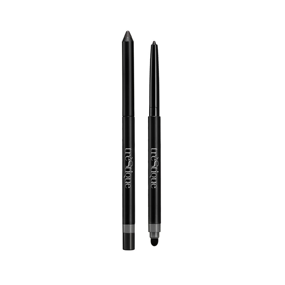 Line, Sharpen & Smudge Eye Pencil in Santorini Black Sand