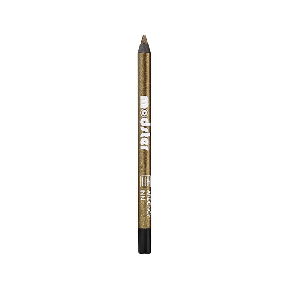 Modster Smooth Ride Supercharged Eyeliner in Gold