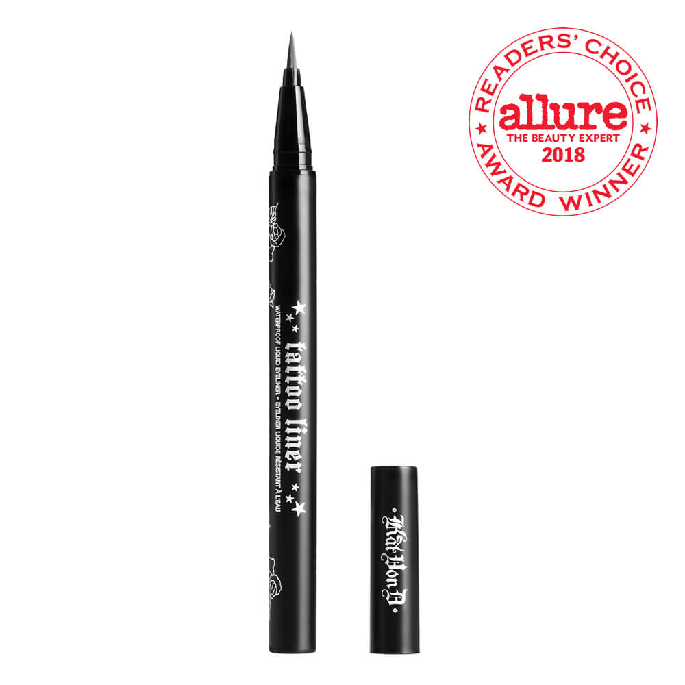 Tattoo Liner in Trooper Black